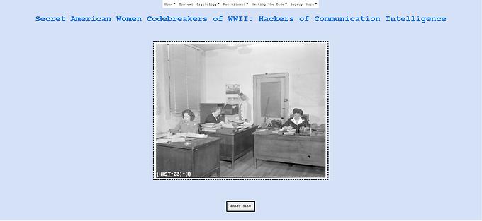 Secret American Women Codebreakers of World War II: Hackers of Communication Intelligence