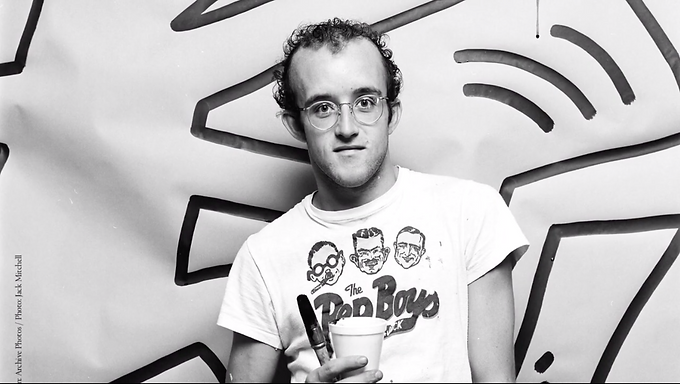 Art is for Everybody: The Communication of Keith Haring