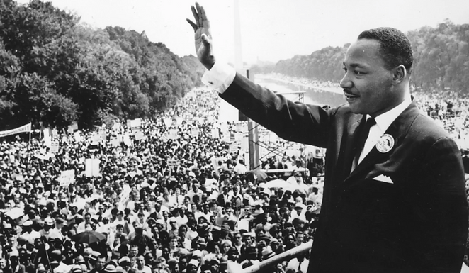 """Understanding the Fight for Civil Rights: """"I have a Dream"""""""