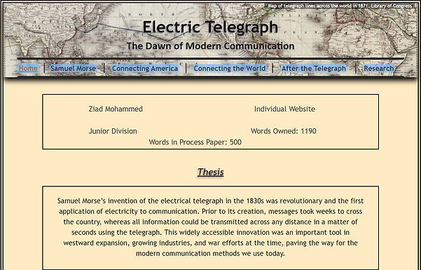 Electric Telegraph: The Dawn of Modern Communication