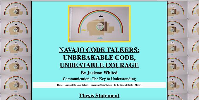 Navajo Code Talkers: Unbreakable Code, Unbeatable Courage
