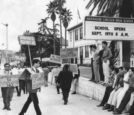 Blowout!: The East LA Walkouts That Communicated The Needs of Chicano Students