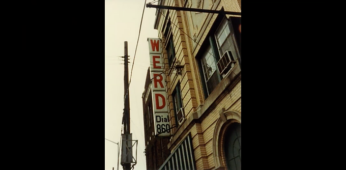 """WERD: One of The Nations First Platforms for communication within the black community."""