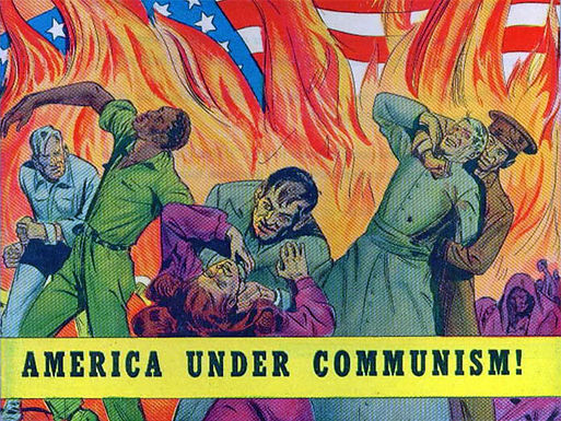 Anti-Communist Propaganda in America