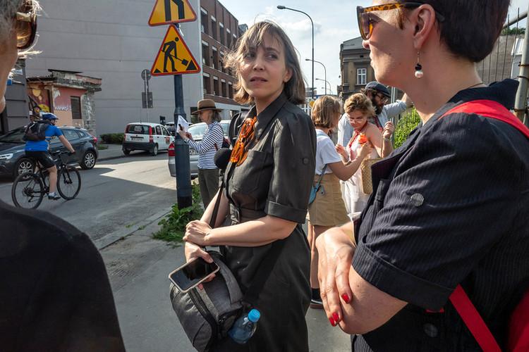 Walking tour of Paulina's Krakow, organized with Festivalt 2019