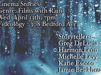 Cinema Stories @ Videology
