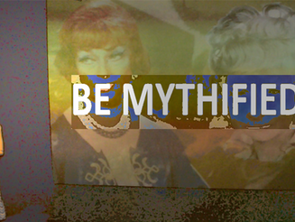 Become 'Mythified' and support an awesome art organization.