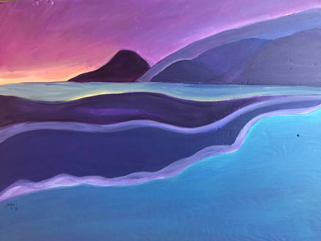 The Color Of Santorini