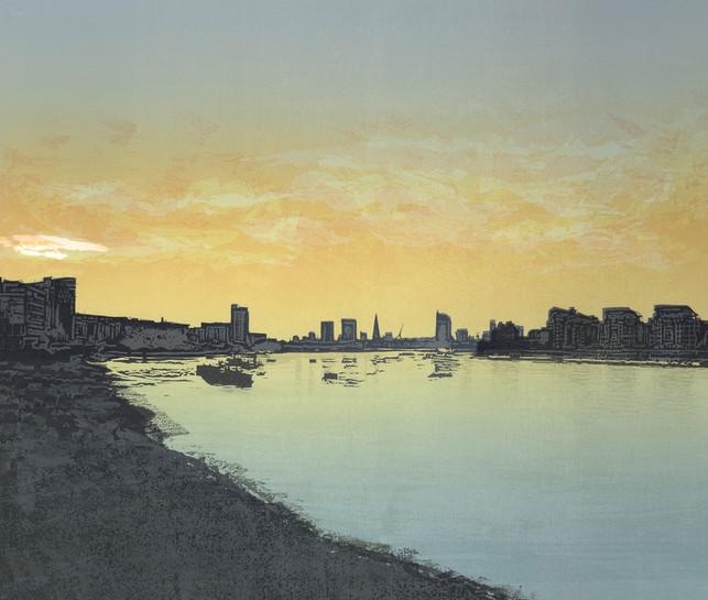 Greenwich Pier - west