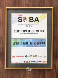 Star Outstanding Business Award