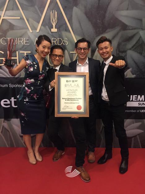 Malaysia Landscape Architecture Awards 2016