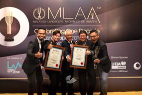 Malaysia Landscape Architecture Awards 2017