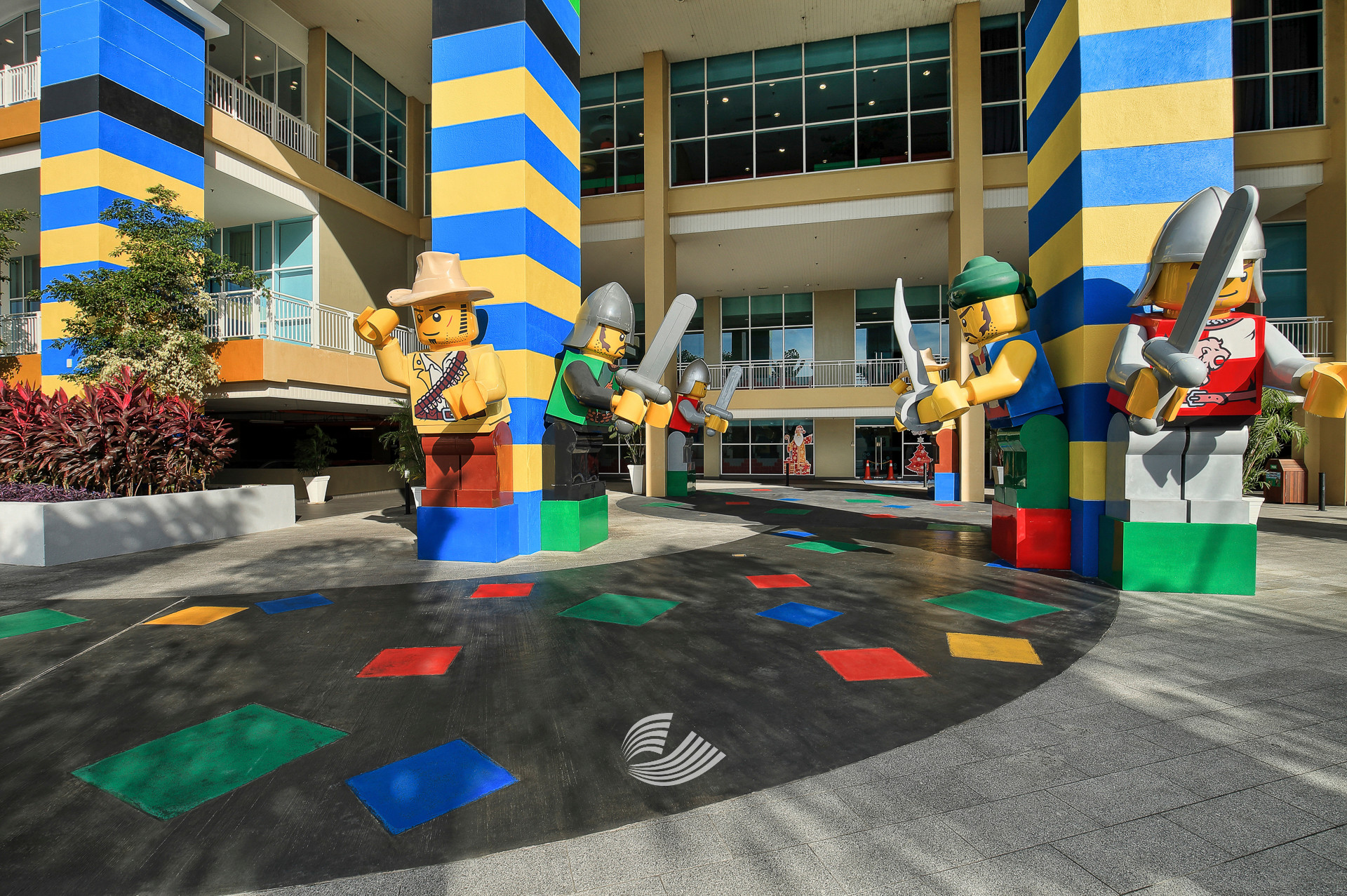 Legoland Malaysia   Conspec Builders   Landscape ...