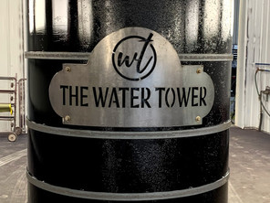 Water Tower by Heartland Fab.