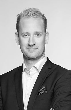 Andreas Fritz, Head of Nordic B2B Paymen
