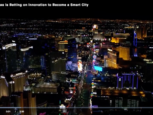 Las Vegas is Betting on Innovations to Become a Smart City