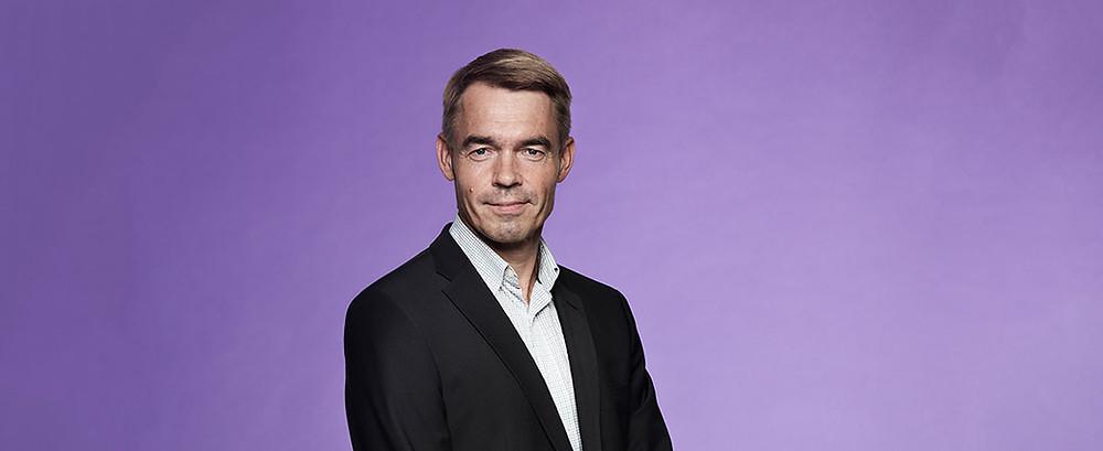 Suomen Collector Bankin maksuratkaisuista vastaava johtaja Petri Koskinen.