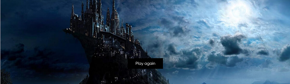 We created a Drop Game using common Harry Potter icons and images.