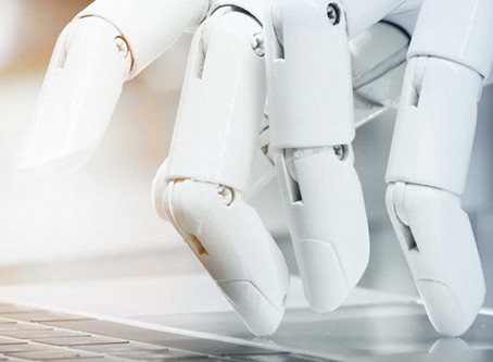 Tyhmistä roboteista älykkääseen automaatioon