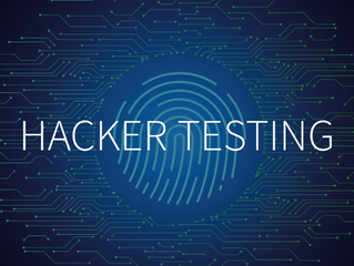 Hacker Testing - 6 Reasons Why the Investment is Better Done Early Enough