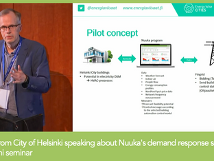 Helsinki City Uses Public Buildings as Virtual Power Plants