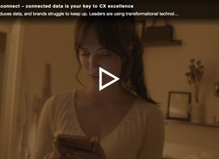 The data disconnect – connected data is your key to CX excellence