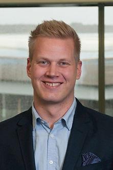Miikka Tuomola, Business Development Dir