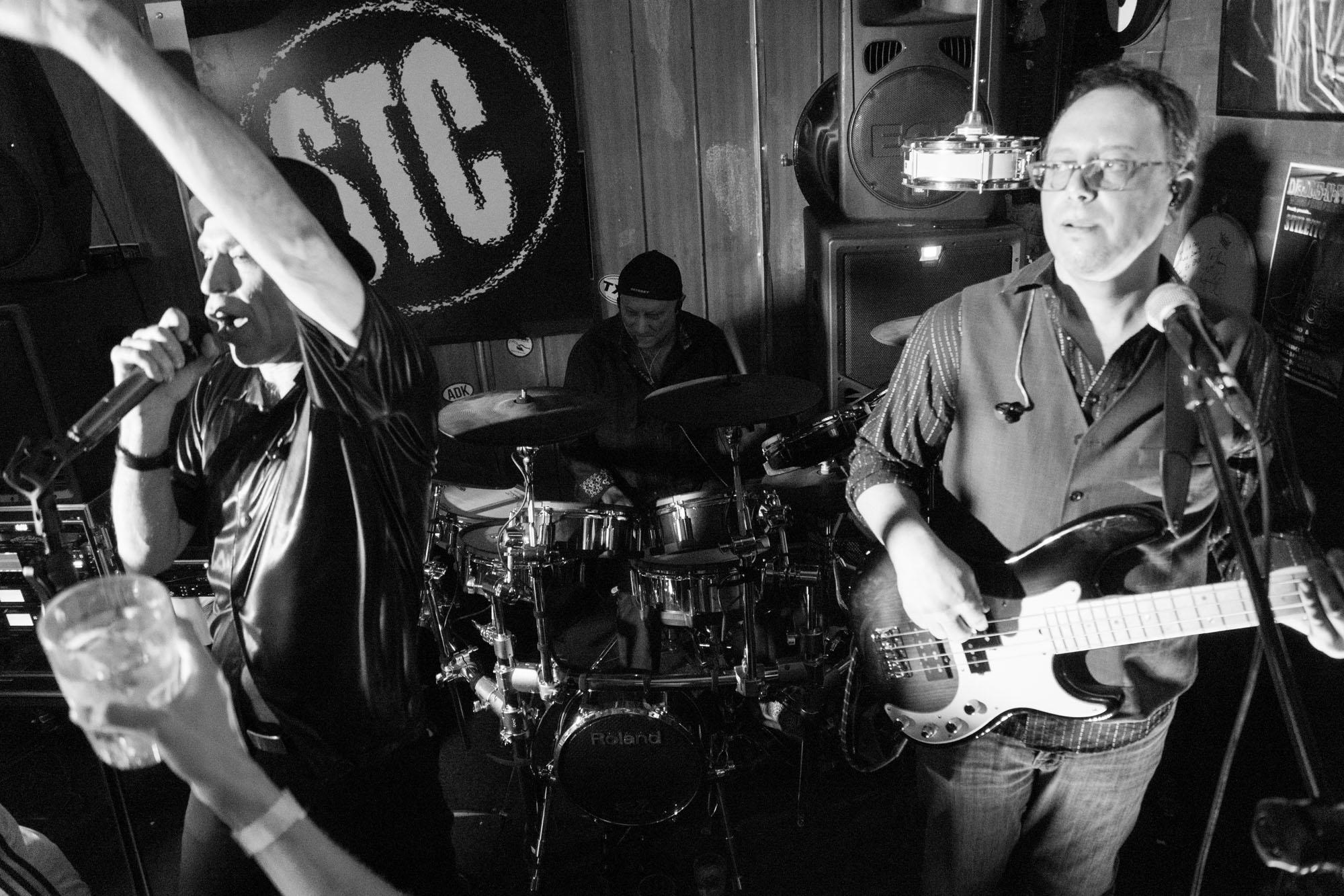 STC Live Toronto Band