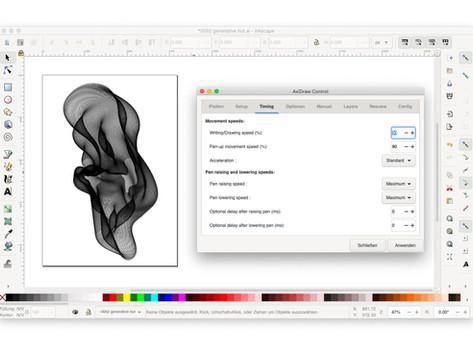 Create generative art without coding