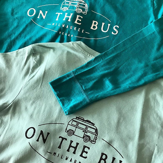 On The Bus Womens T-shirt