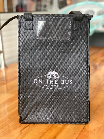 On The Bus Insulated Tote Bag