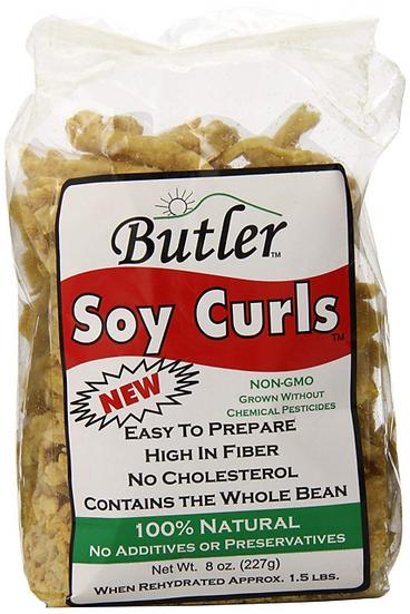 Butler Soy Curls