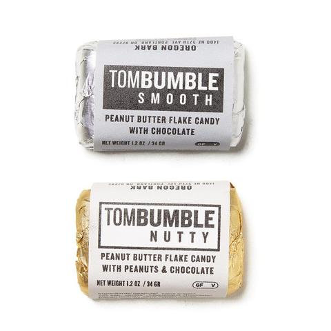 Tom Bumble Chocolate - Nutty or Smooth