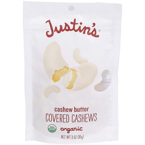 Justin's Cashew Butter Covered Cashews