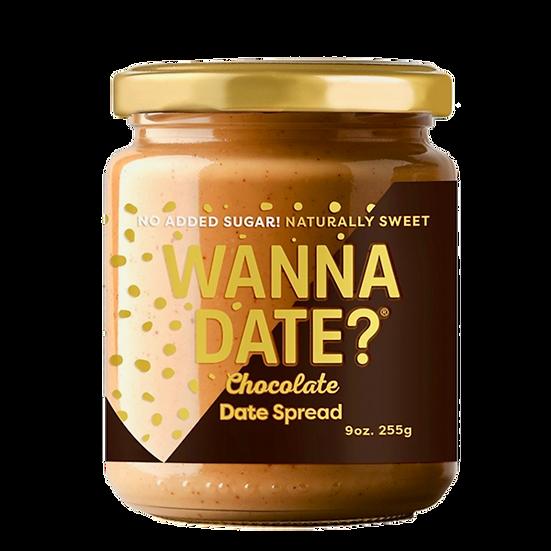 Wanna Date? Chocolate Date Spread