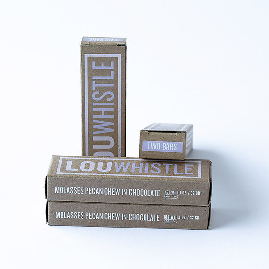 Tom Bumble Lou Whistle Chocolate