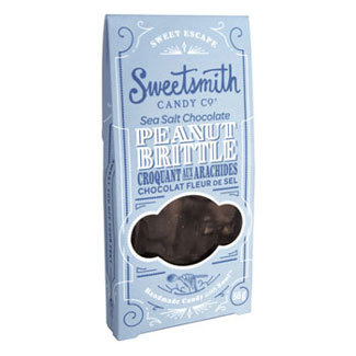 Sweetsmith Candy Co. Chocolate Peanut Brittle