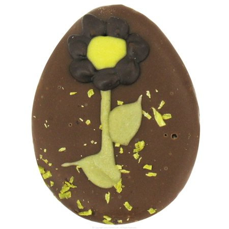 Sjaak's Peanut Butter Crunch Chocolate Egg