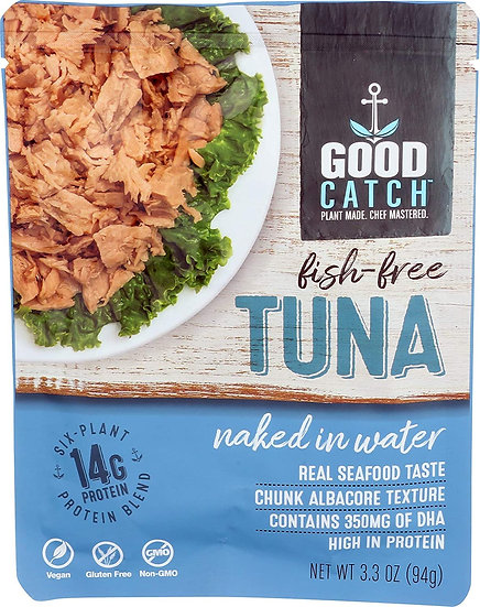 Good Catch Fish Free Tuna