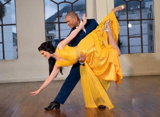 """Nossa coreografia de """"A Bela e a Fera"""""""