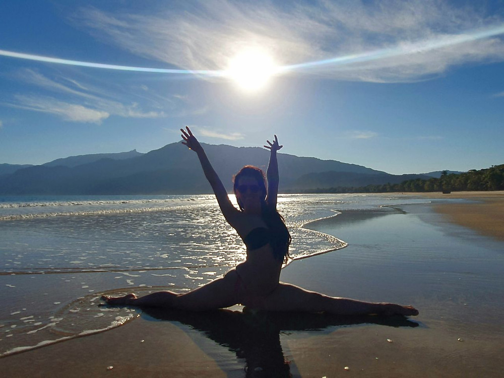 Denise Serpa - professora, coreógrafa e dançarina
