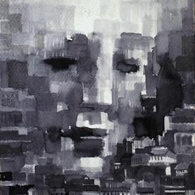Impression - Ink on paper - 30x20 - 2016