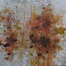 The Part Of The Second When You Don't Believe - 50x40 - oil on canvas - 2012