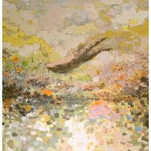 coastal fly - 105x80cm - oil on canvas - 2021