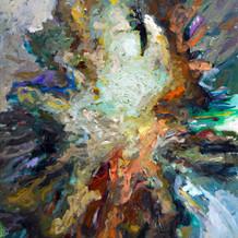 Nativity - 160x120 - oil on canvas