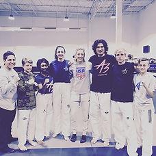 Adrenaline Taekwondo Jade Jones