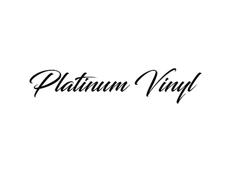 Platinum Vinyl Decal
