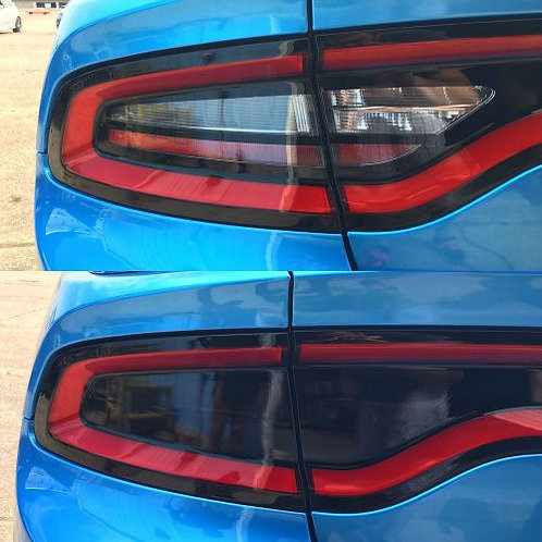 2015+ Dodge Charger Taillight Overlays