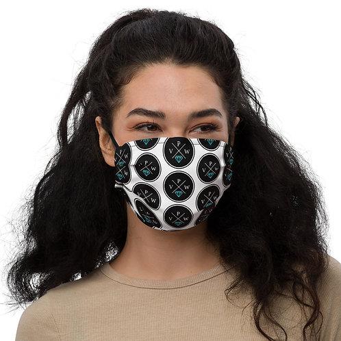 Platinum Vinyl Face Mask