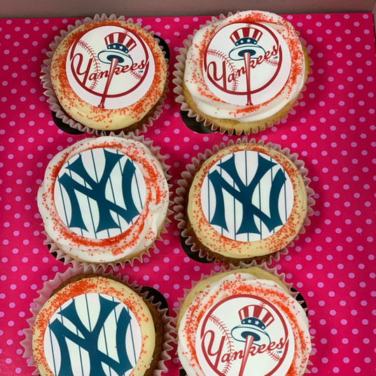 Show your team pride with edible images!